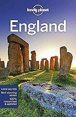£5.91 • Buy Lonely Planet England (Travel Guide), Lonely Planet & Berry, Oliver & Davenport,