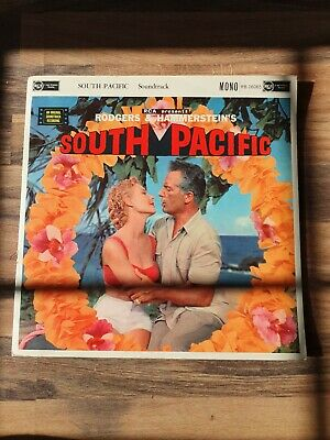 £0.99 • Buy 1958 Rodgers And Hammerstein's South Pacific RCA 45 EP Record 12 Inch Vinyl
