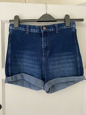£5 • Buy French Connection Shorts Denim Size 8