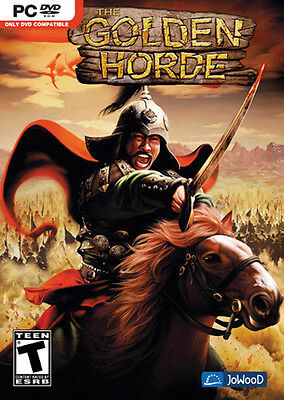 $5.99 • Buy THE GOLDEN HORDE Battle Strategy PC Game NEW BOX Vista