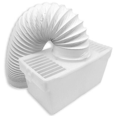 £5.40 • Buy White Knight Compatible TUMBLE DRYER INDOOR CONDENSER VENT KIT NEW