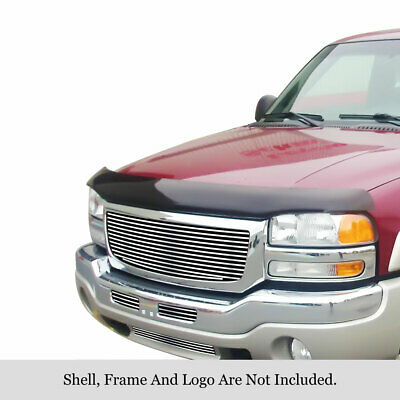 $89.99 • Buy 03 06 05 04 2005 2006 2002 2003 2004 GMC Sierra Pickup Billet Grille Cmb