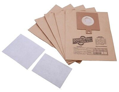 Vacuum Cleaner Paper Dust Bags Hoover 5PK & Filters Electrolux Z3319  • 3.65£