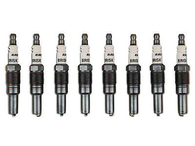$118 • Buy BRISK RACING 3VR14S SILVER TIP SPARK PLUGS 05-07 3V For FORD GT MUSTANG 450+HP 8