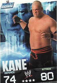 WWE Slam Attax Evolution - Kane Smackdown Card • 0.99£