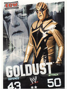 WWE Slam Attax Evolution -Goldust ECW Card • 0.99£