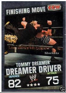 WWE Slam Attax Evolution- Tommy Dreamer Finishing Move • 0.99£