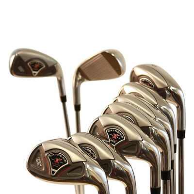 AU1743.39 • Buy Womens Senior Made Golf Clubs Graphite Lady Ladies Hybrid Set Taylor Fit 4-SW