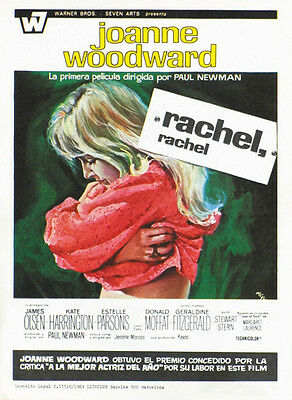 $ CDN7.34 • Buy Rachel Rachel Joanne Woodward Movie Poster Print