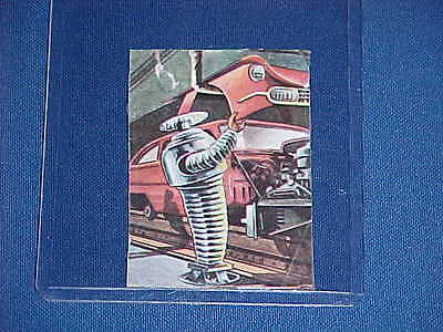 AU362.77 • Buy 1960's LOST IN SPACE TV ROBOT B9 AUTO WORKER CAR ASSEMBLY LINE TRADING CARD RARE