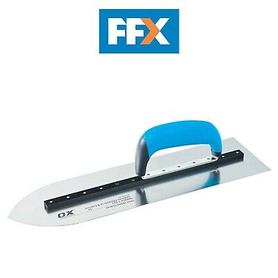 Ox Tools P018716 Pro Pointed Flooring Trowel 16in • 17.40£