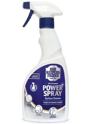 £4.98 • Buy The Original Bar Keepers Friend Power Spray 500ml All Purpose Surface Cleaners