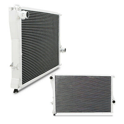 Bmw 5 Series E39 7 Series E38 High Flow Aluminium Race Sport 40mm Radiator Rad • 159.99£