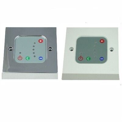 £41.99 • Buy Electric Heated Towel Rail Digital Thermostatic Heating Element Controller Plate