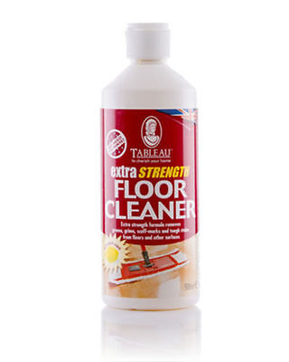 Tableau Extra Strength Floor Cleaner 500ml For Tiles And Natural Stone Floors • 9.39£