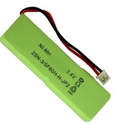 Rechargeable Battery 2.4v 550mAh Sanik 2SN-3/5F60H-H-JP2 NI-MH Replacement • 6.95£