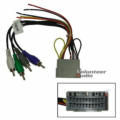 $12.99 • Buy Dodge Jeep Car Stereo CD Player Wiring Harness Wire Aftermarket Radio Install