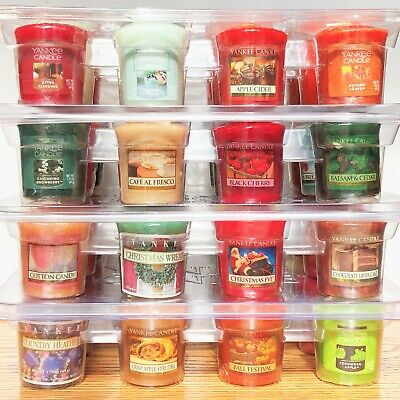 (A-K Choices) Yankee Candle VOTIVES (SINGLES) Samplers VOTIVE CANDLES - Choices • 3£