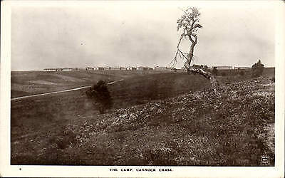 Cannock Chase. The Camp By W.H. Smith, Stafford # 2. • 11£