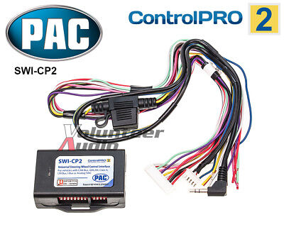 $59 • Buy Swc Steering Wheel Control Retention Interface For Aftermarket Car Stereo Radios