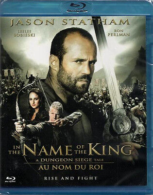 In The Name Of The King: A Dungeon Siege Tale (Blu-ray) Jason Statham NEW • 6.37£