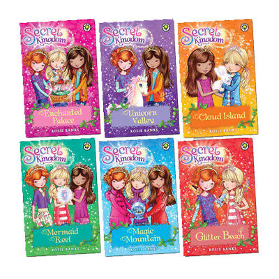 Cloud Island Rosie Banks Girls' Interest Collefction  6 Books Age9-12 Paperback • 13.99£