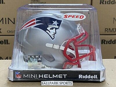 $25.99 • Buy NEW ENGLAND PATRIOTS - Riddell Speed Mini Helmet