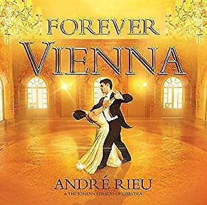 Andre Rieu - Forever Vienna (NEW CD) • 12.29£