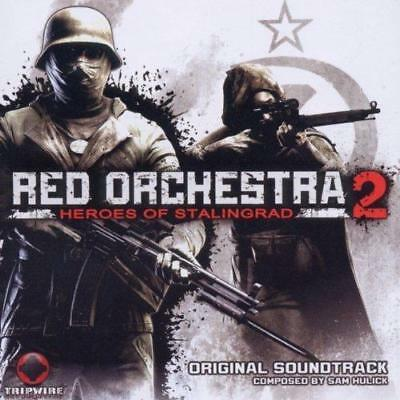 £11.99 • Buy Red Orchestra 2: Heroes Of Stalingrad - Original Video Game Soundtrack (NEW CD)