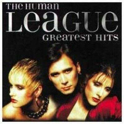 The Human League - The Greatest Hits (NEW CD) • 6.65£