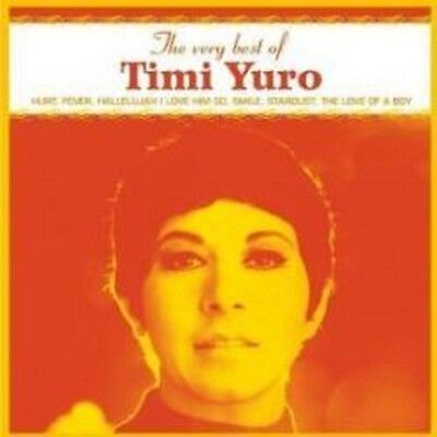 Timi Yuro - Timi Yuro - The Very Best Of (NEW CD) • 5.63£