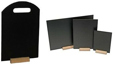 £6.49 • Buy A5 A4 A3 Blackboard Chalkboard Table Top Stand Counter Specials Menu Display Zhj