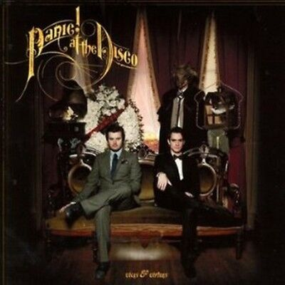 Panic! At The Disco - Vices And Virtues (NEW CD) • 12.55£