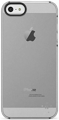 AU11.08 • Buy Genuine Belkin Clear Shield Sheer Translucent Case For IPhone SE 5 5S F8W162 X 2