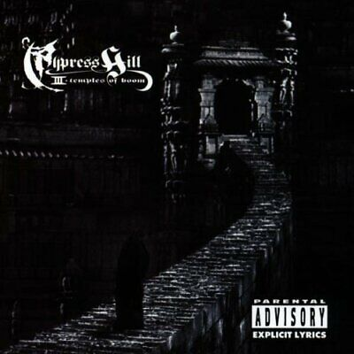 Cypress Hill - III (Temples Of Boom) (NEW CD) • 7.95£