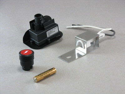 $ CDN41.46 • Buy Genuine Weber Gas Grill Replacement Igniter Kit Q120 Q220 80475