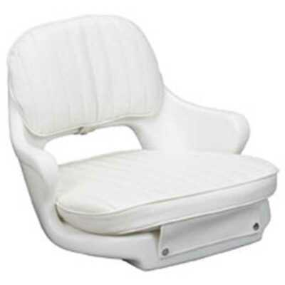 $ CDN223.74 • Buy Moeller ST2000-HD White Boat Seat With Cushion Set & Mounting Marine