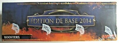 $124.95 • Buy Mtg; 2014 M-14 Core Set French Booster Box, Factory Sealed
