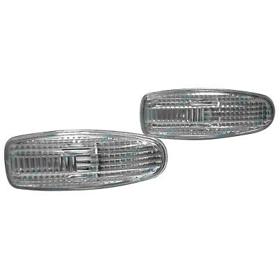AU31.40 • Buy Ford Falcon '02-'08 BA BF FPV Clear Side Indicators Pair NEW