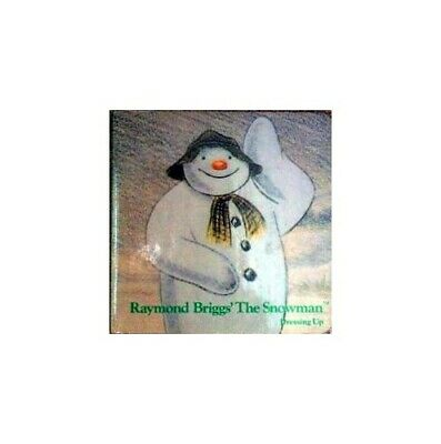 £5.99 • Buy Snowman: Dressing Up By Briggs, Raymond Hardback Book The Cheap Fast Free Post
