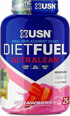 £28.99 • Buy USN Diet Fuel Ultralean Protein 500g Or 1Kg Or 2Kg ( High Meal Replacement )