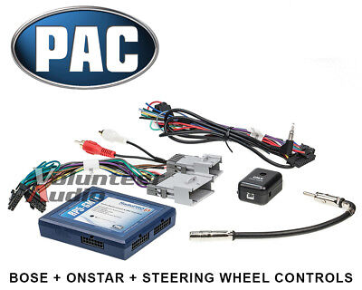 $120 • Buy PAC RP5-GM11 For 2000-2006 Select GM Vehicle Radio Installation Wiring Interface
