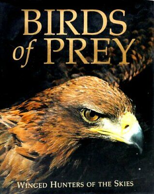 Birds Of Prey By Frost, Paul D. Book The Cheap Fast Free Post • 4.49£