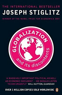 £3.59 • Buy Globalization And Its Discontents, Stiglitz, Joseph Paperback Book The Cheap