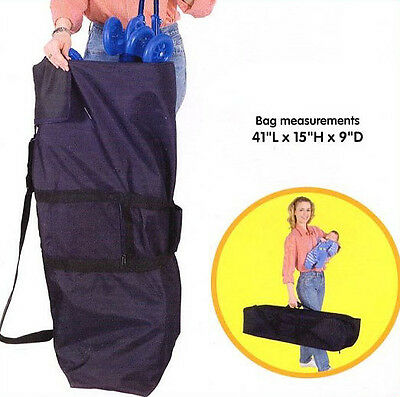 AU40.37 • Buy Stroller Travel Bag For Most Single Umbrella Style Strollers By Alphabetz New!!