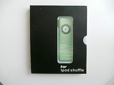 £2.50 • Buy Ipod Shuffle 1st Generation Silicon Case Colour Green