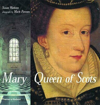 Mary Queen Of Scots By Watkins, Susan Hardback Book The Cheap Fast Free Post • 4.50£