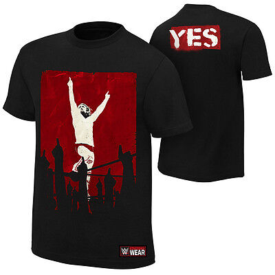 Official WWE - Daniel Bryan  Yes Revolution  Authentic T-Shirt • 27.49£
