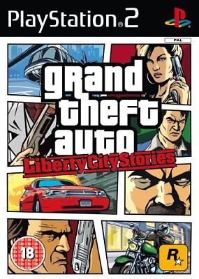 £8.01 • Buy Grand Theft Auto: Liberty City Stories (PS2) - Game  9MVG The Cheap Fast Free