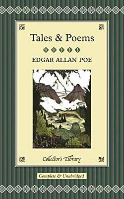 Tales And Poems (Collector's Library) By Allan Poe, Edgar Hardback Book The • 5.99£